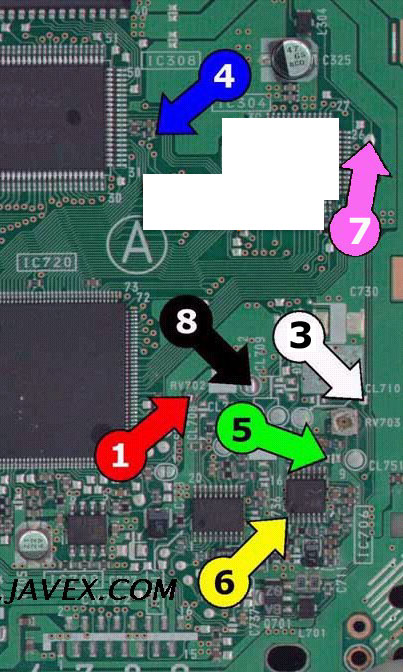 PSX7000 Wiring Diagrams on